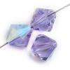 Violet Aurora Borealis